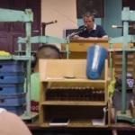 La lettura pubblica nelle fabbriche di sigari a Cuba