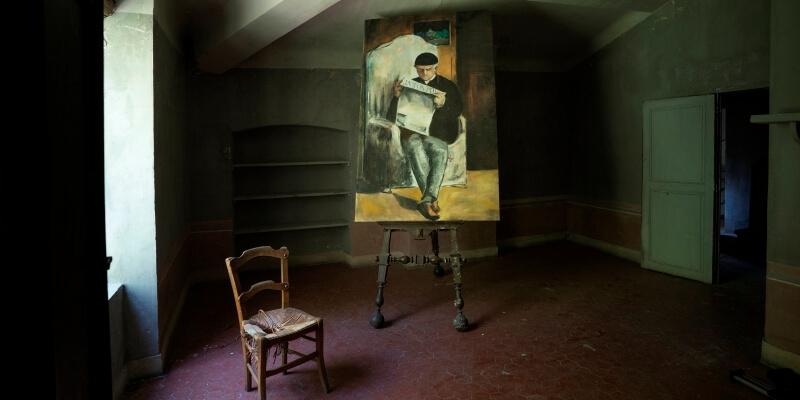 Arriva al cinema il film evento sulla vita di Cézanne
