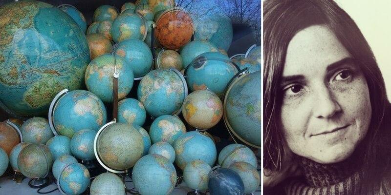 """La """"mappatura"""" poetica di Adrienne Rich"""