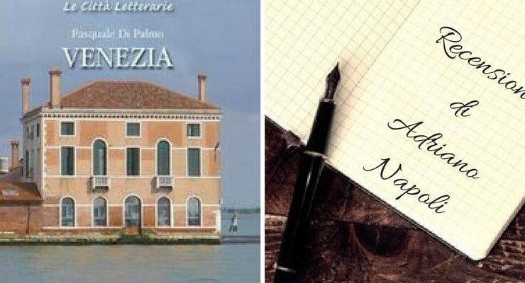 """""""Venezia"""" di Anna Zennaro, visuale mossa e svariante della città marinara"""