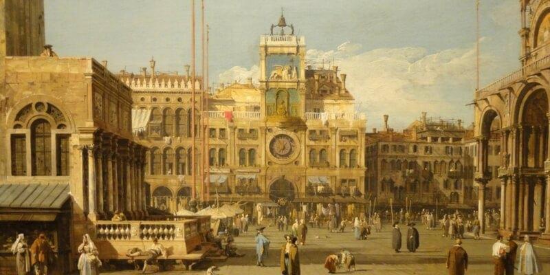 Le opere più belle di Canaletto in mostra a Roma