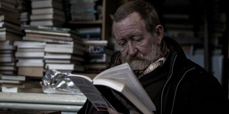 Un progetto per portare i libri a casa di anziani e disabili