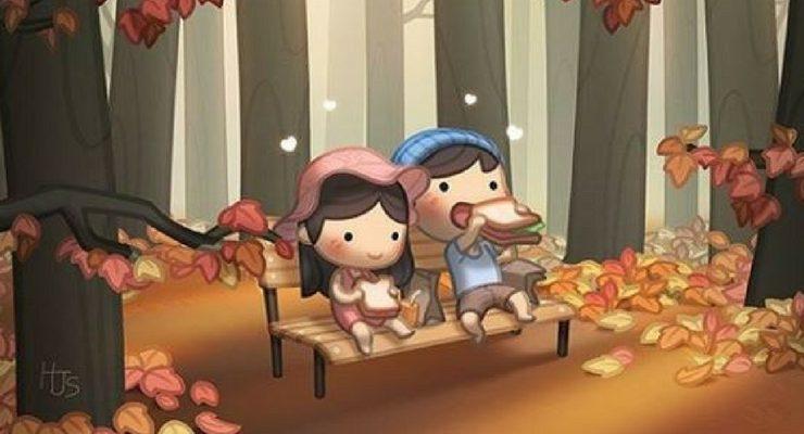 Andrew Hou, l'amore espresso tramite non parole ma immagini