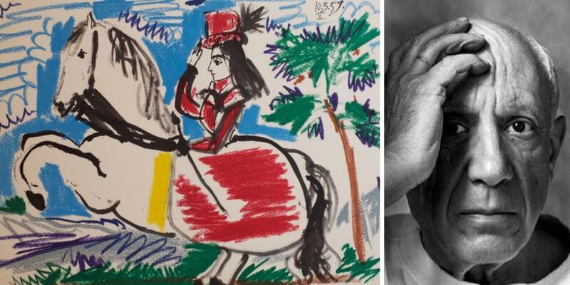 Il complesso universo di Pablo Picasso in mostra a Noto
