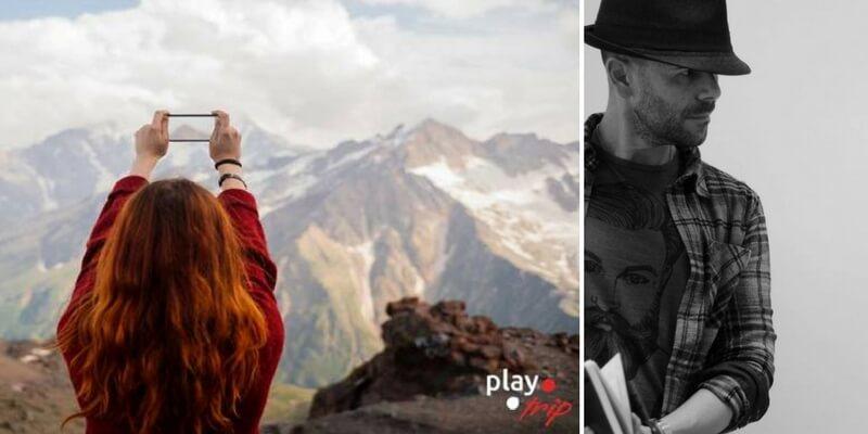 Playtrip, l'app per viaggiatori e scrittori di viaggio
