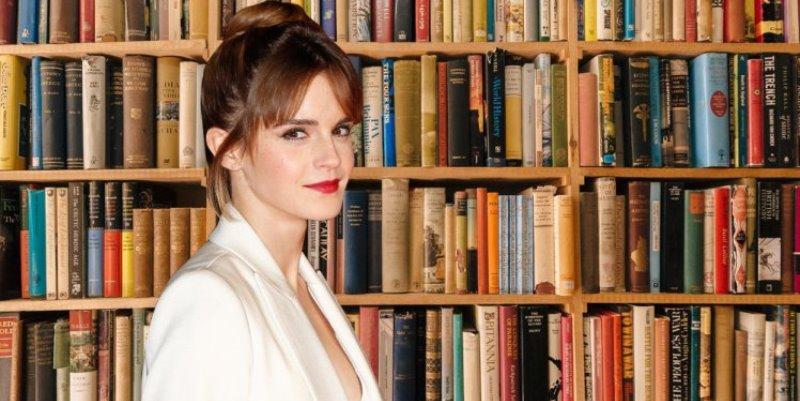5 libri da leggere secondo Emma Watson sulla forza delle donne