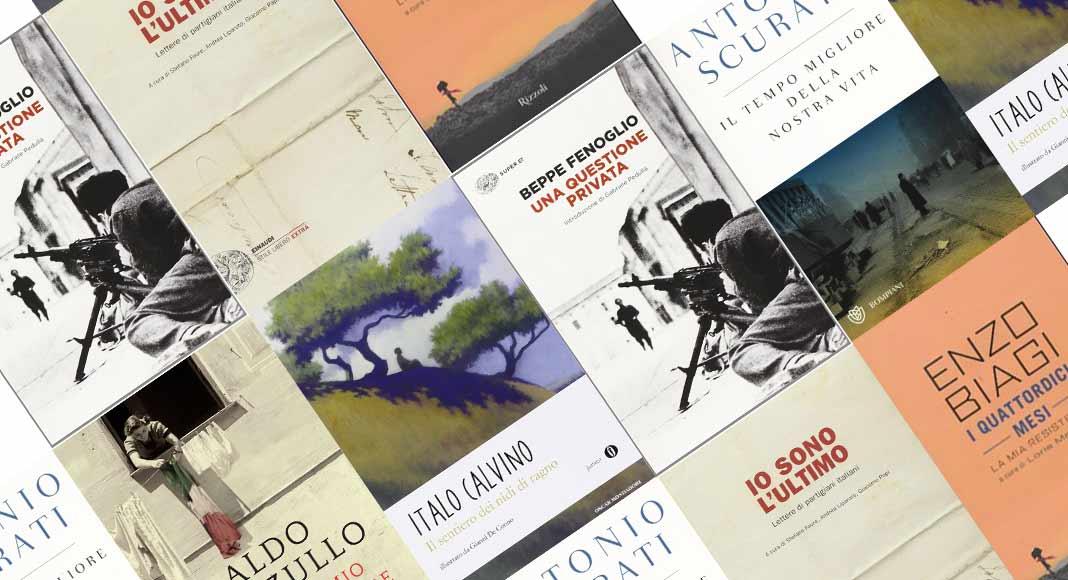 25 aprile, 10 libri che raccontano la Liberazione