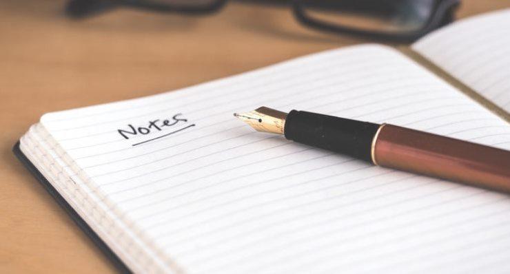 7 curiosità sulla scrittura a mano che non conoscete