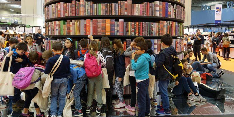 Salone del Libro di Torino, tutte le novità dedicate agli studenti