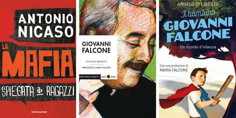 10 libri da leggere ai ragazzi per conoscere Giovanni Falcone
