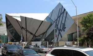 2.Extension of Royal Ontario Museum Toronto