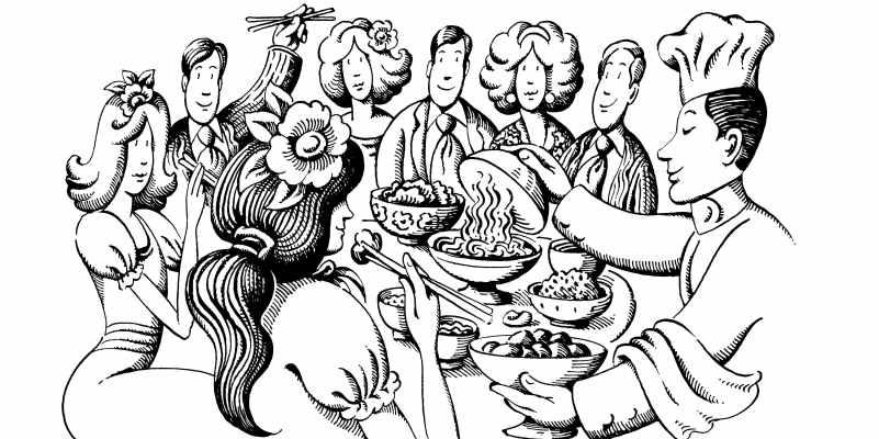 """Luca Clerici, """"Perché non mangiare davvero le parole degli scrittori?"""""""