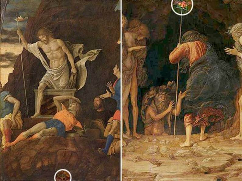 Attribuita al Mantegna una tela nel deposito dell'Accademia Carrara di Bergamo