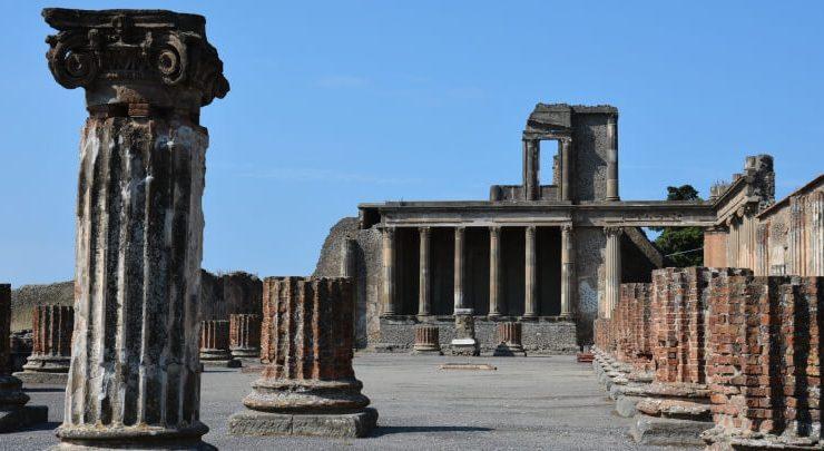 L'importantissimo ritrovamento archeologico di Pompei