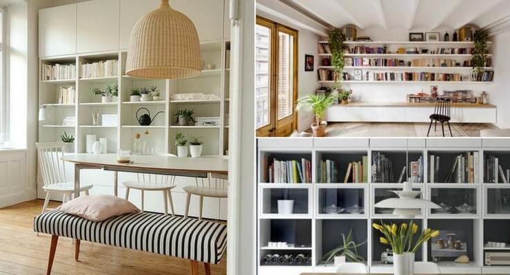 Come realizzare una libreria da parete spendendo poco