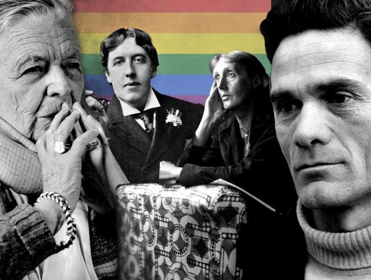 Giornata contro omofobia, storia degli scrittori gay più celebri