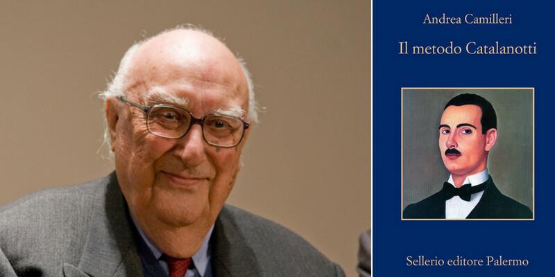 """""""Il metodo Catalanotti"""", da oggi in libreria il nuovo libro di Andrea Camilleri"""