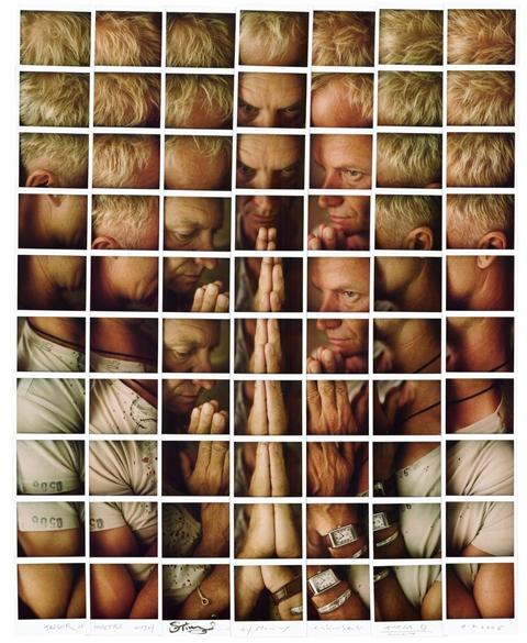 Maurizio Galimberti - Sting, 2006 (1)
