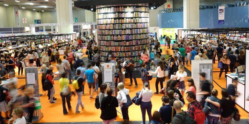 Numeri da record per il Salone del Libro di Torino