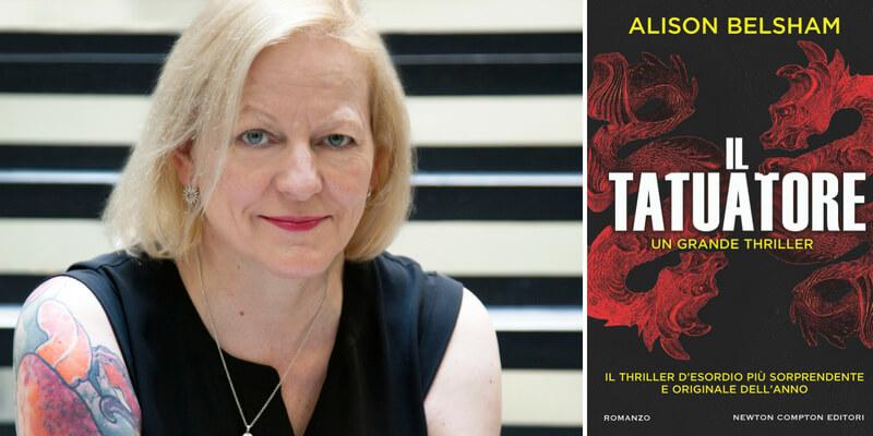 """Alison Belsham, """"Ecco perché le storie dei serial killer ci affascinano"""""""
