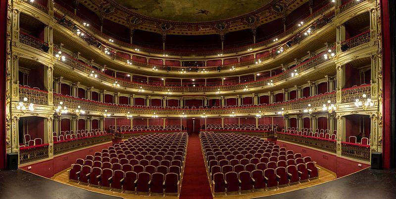 Teatro Romea Interior