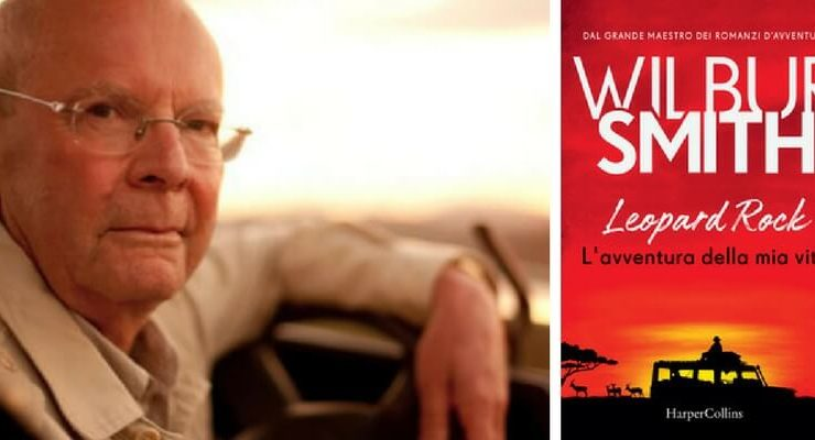 Leopard Rock, il nuovo libro di Wilbur Smith