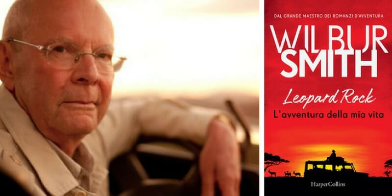 Leopard Rock, il nuovo libro di Wilbur Smith