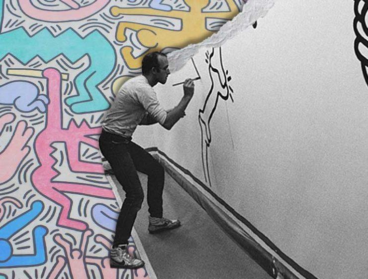 Keith Haring, l'arte per tutti