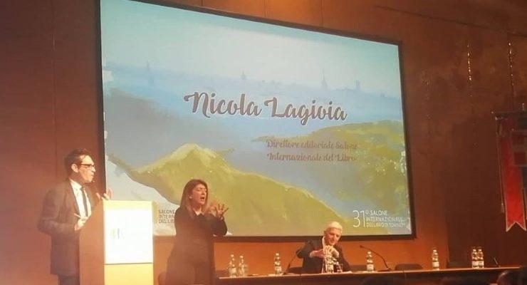 Inaugurata la 31ma edizione del Salone del Libro di Torino