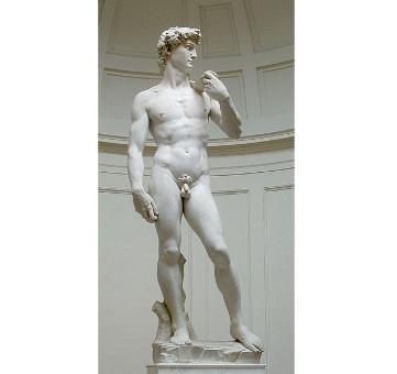opere d'arte italiane - david di michelangelo