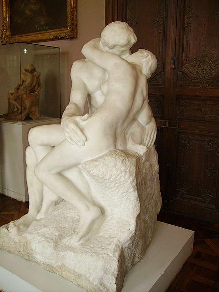 Auguste Rodin, Il bacio
