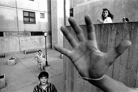 6.Corviale, 1997. © Angelo Turetta/Contrasto.