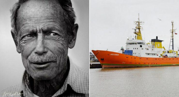 Aquarius, l'opinione di Erri De Luca dopo il blocco della nave che ospita migranti