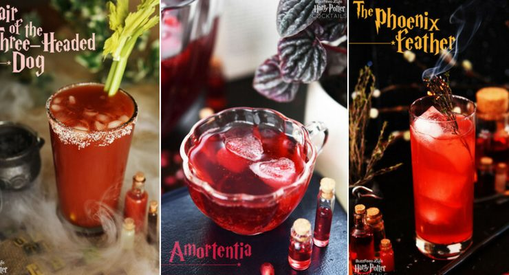 "Arrivano i cocktail ""magici"" ispirati ad Harry Potter"