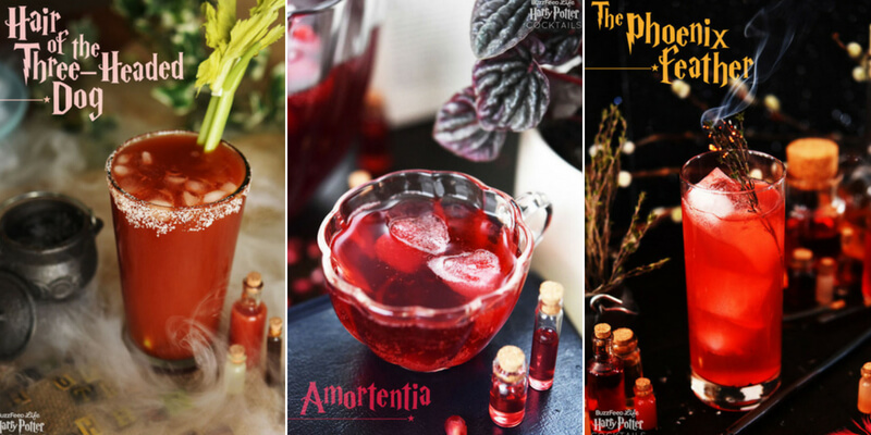 "Arrivano i cocktail ""magici"" ispirati ad Harry Potter"