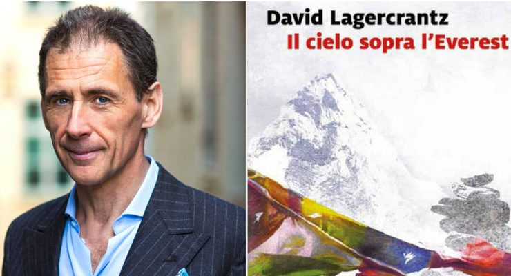 David Lagercrantz, Il cielo sopra lEverest
