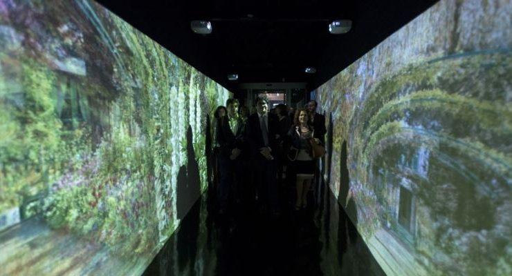 La mostra di Monet a Roma chiude con il record di presenze