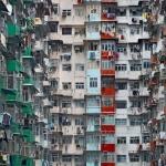 La vita nelle città interpretata dall'artista visivo Michael Wolf