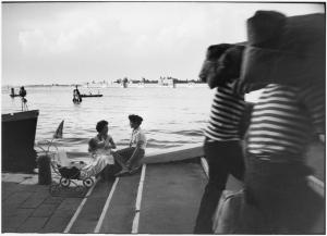 Willy Ronis, Fondamente Nuove, Venise, 1959, Ministère de la Culture / Médiathèque de l'architecture et du patrimoine /Dist RMN-GP © Donation Willy Ronis