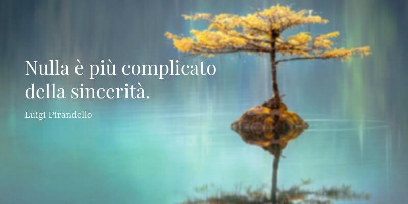 Il 10 dicembre 1936 moriva Luigi Pirandello, uno dei più grandi scrittori e drammaturghi del Novecento. Lo ricordiamo con i suoi aforismi più celebri