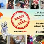 """Parte """"Books & Pets"""", libri e animali da compagnia insieme contro l'abbandono"""