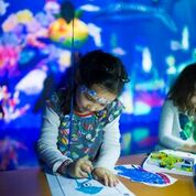 Mori Digital Art Museum Tokyo