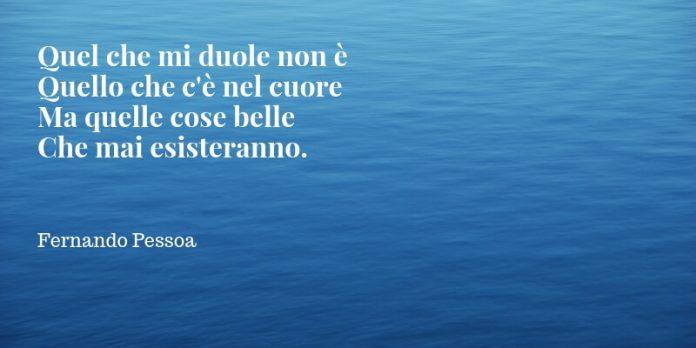 Fernando Pessoa, le poesie più belle