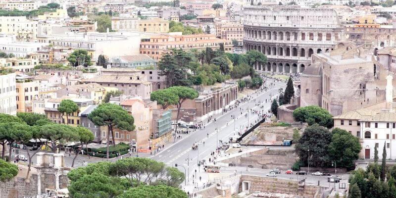 I luoghi di Roma raccontati attraverso la fotografia d'autore