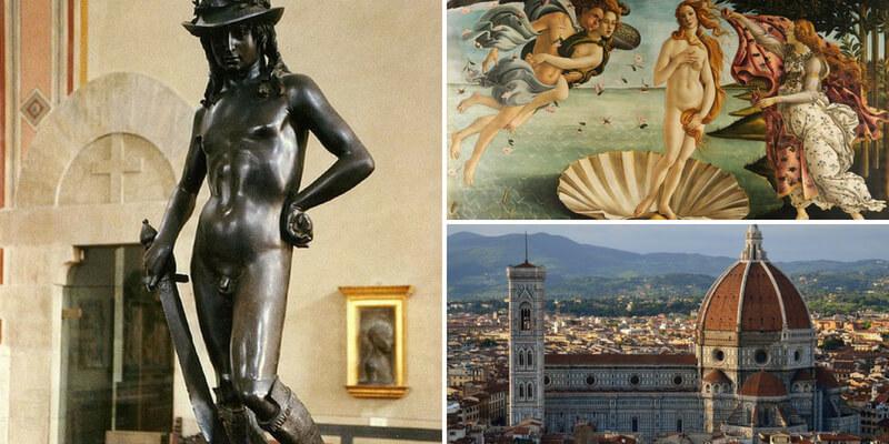 10 capolavori del Rinascimento che è possibile ammirare solo a Firenze