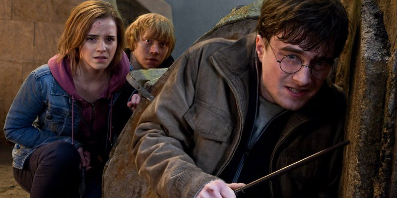 19 dettagli Harry Potter