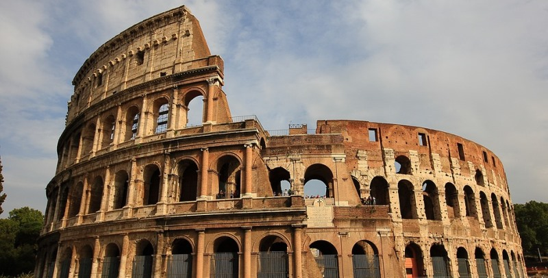 Angela e Beyoncé si contendono il Colosseo