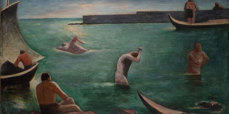 Carlo Carrà in mostra a Palazzo Reale