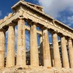 La Grecia e il patrimonio artistico minacciati dagli incendi