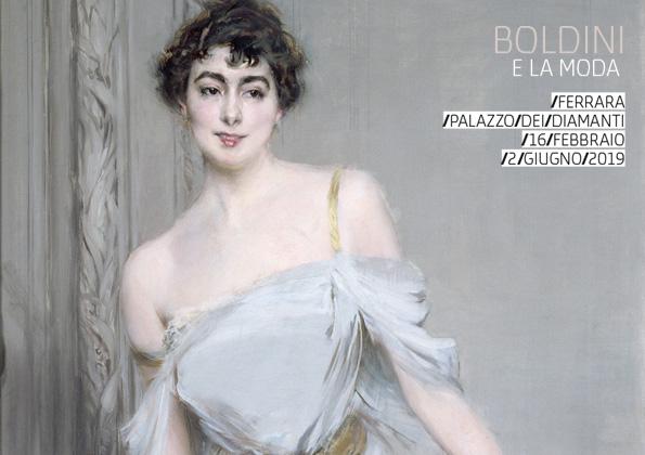 La pittura alla moda di Boldini a Ferrara